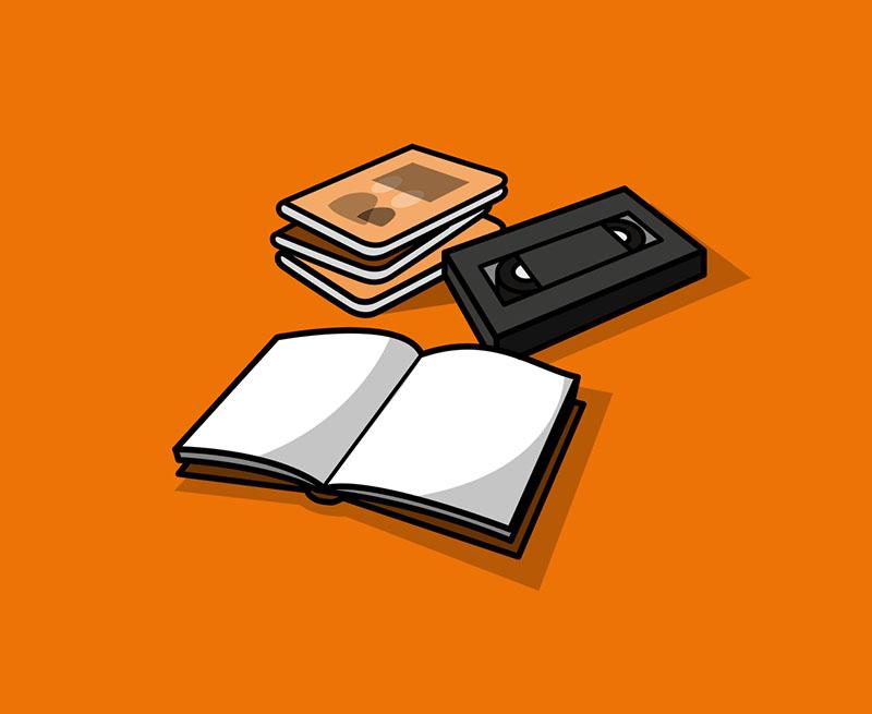 verschenke 3 Kisten alte Bücher