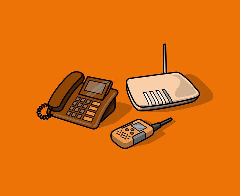 Suche kaputte Elektrogeräte